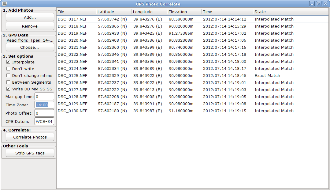 Gps 2012 Программу
