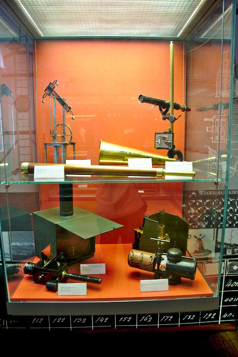 Фонари и оптические приборы