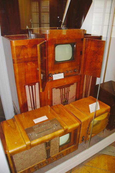 Первые телевизоры