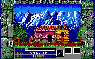 Старые игры. Zeliard. 1987 год
