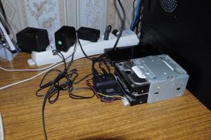 Переходник USB-IDE и SATA
