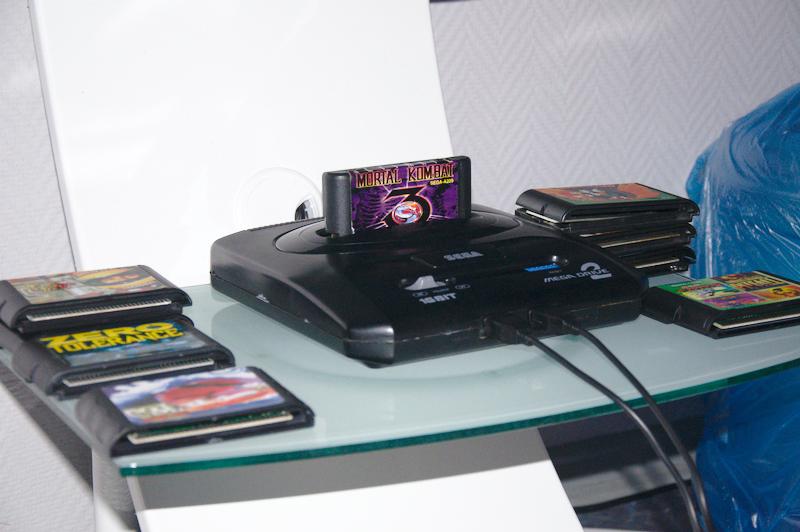 Sega Mega Drive и Mortal Kombat 3